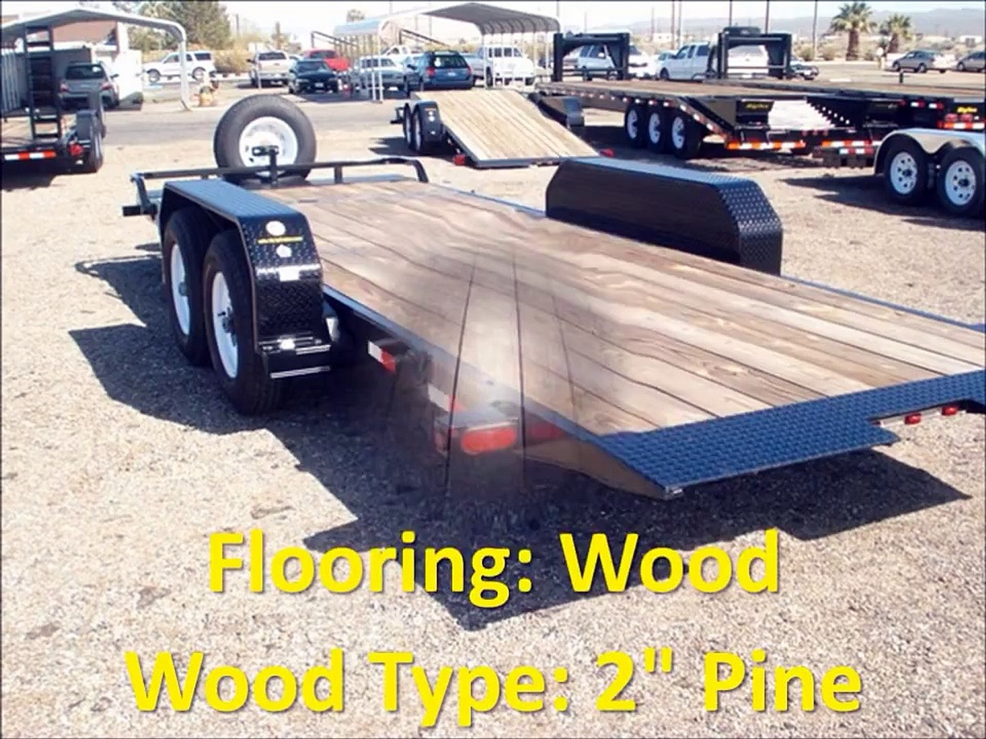 Tilt Bed Trailers, Equipment Trailers, Construction Equipment Hauler, Big Tex Trailer Model 12TL-20