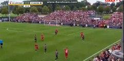 Frank Ribery Hits The Post - Lippstadt 08 0-0 Bayern Munich - 16-07-2016