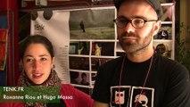 TENK Plateforme documentaire -  Festival Résistances 2016 -  entretien