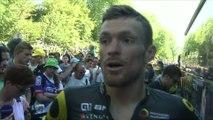 Cyclisme - Tour de France : Petit «Un sprint compliqué à gérer»