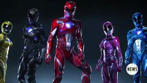 'Power Rangers' Character Posters Reveal the New Lineup