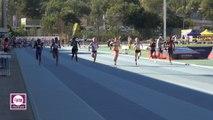 Finale 100 m Espoirs Femmes