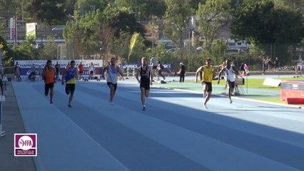 CF Espoirs : Finale 100 m Espoirs Hommes