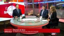 Edition spéciale attentat à Nice - 16/07/2016