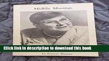 Download Midlife Musings (Frances Weaver Series) PDF Free