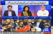 Haroon Rasheed's Mouth Breaking Reply To Khawaja Asif For His Statement on Turkey