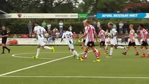 De 2-0 voor Sparta van Paco van Moorsel en de goals van FC Groningen - RTV Noord
