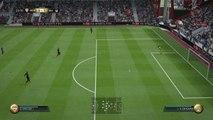 FIFA 16 Simon Terodde macht sein 1.Tor für VfB Stuttgart