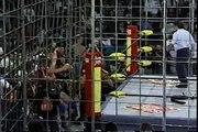Hollywood Hulk Hogan  Macho Man Randy Savage beat the shit out of a fan