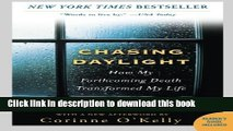 Read Chasing Daylight: How My Forthcoming Death Transformed My Life Ebook Free