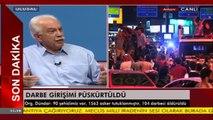 Vatan Partisi Genel Başkanı Doğu Perinçek-16 Temmuz 2016- '' DARBE GİRİŞİMİ PÜSKÜRTÜLDÜ ''