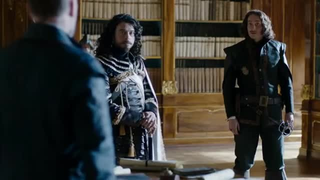 The Musketeers - S3 E2 - The Hunger