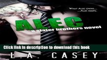 [Read PDF] Alec (Slater Brothers) (Volume 2) Free Books