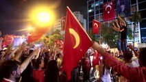 Fetö'nün Darbe Girişimine Tepkiler - Adana/mersin/