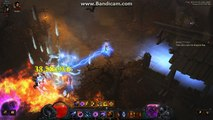 DIABLO III 2.3 Torment 10 almost dying in hardcore 1900 hours wizard