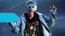 Justin Bieber Turns a Fall Into Sweet, Sweet Poetry