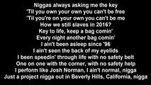 I Got The Keys - DJ Khaled Ft. Jay Z & Future (Lyrics)