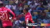 CPL 2016 Match 16 Highlights Barbados Tridents vs Trinbago Knight Riders