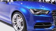 En direct de Genève 2014 - Audi S3 Cabriolet, première du nom