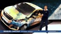 Salon de Genève 2014 - Peugeot 108 Tatoo Concept : démonstrateur