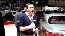 Salon de Genève 2014 - Mercedes Classe S Coupé, gros standing