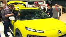 Salon de Genève 2014 - Citroën C4 Cactus Aventure