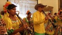 20 niños músicos colombianos viajan a EE.UU. para prevenir reclutamiento forzados_