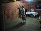 Aufgabe zum 25.Geburtstag:Tanzen zu Wolfgang Petry!!!