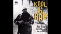 Kool G Rap - The Streets.