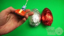Learn Colours  with HUGE JUMBO GIANT Mystery Surprise Eggs! Opening Eggs with Toys and Candy!_5