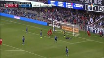 GOAL : Justin Morrow - San Jose Earthquakes 1-1 Toronto FC - 16.07.2016 MLS