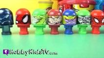 World's Biggest COOKIE MONSTER Surprise Egg! Sesame Street Toys HobbyKidsTV_25