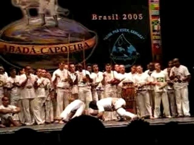 Capoeira-mundial abada