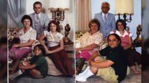 42 Super Awkward Then and Now Family Photos