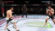EA SPORTS UFC 2 ● UFC FIGHT 2016 MMA ● MMA UFC MIX FIGHT ● CHRIS WEIDMAN VS DEMIAN MAIA