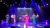 Miss Ronde Réunion 2016 - 12 Passage Robe de soirée