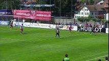 Video Basel 0-1 Monaco - Highlights (Football. Friendly Match)