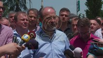 VMRO proteston kundër masës ndaj Taleskit