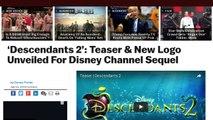 [Newsa] 'Descendants 2': Teaser & New Logo Unveiled For Disney Channel Sequel