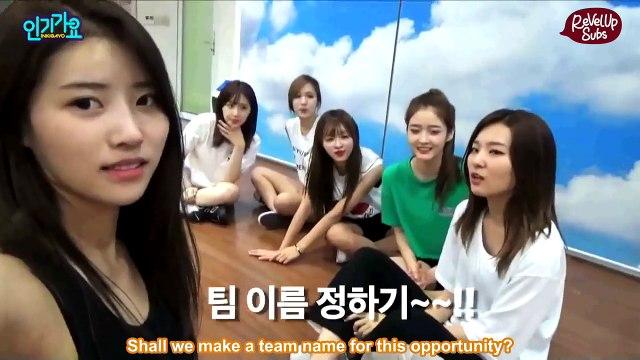 [ENG] 160715 Seulgi '5W1H' Practice Video Talk Cut