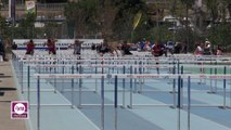 Finale 110 m haies Espoirs