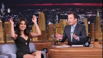 Priyanka Chopra Hot At The Tonight Show With Jimmy Fallon !!