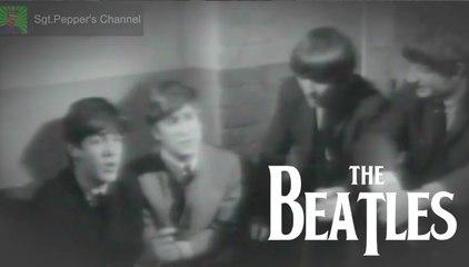Gianni Bisiach intervista i Beatles