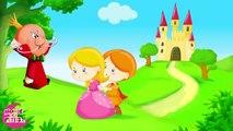 Histoire princesse Méline (Grimm)