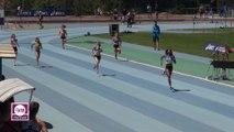 Finale 400 m Espoirs (Victoire de Deborah Sananes en 51''75)