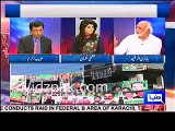 Habib Akram praising the decision of Imran Khan and says it will strengthen the PTI and Imran Khan and their political g