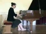 ETUDE (Etida) op. 25, nr. 1 by F. Chopin - Vinka Burić