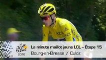 La minute maillot jaune LCL - Étape 15 (Bourg-en-Bresse / Culoz) - Tour de France 2016