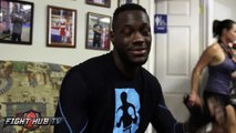 Deontay Wilder 'Golovkin being a hypocrite! Said the same thing w-Canelo Khan & hes doing it'