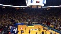 Fenerbahçe 91-70 Anadolu Efes Şampiyon Fenerbahçem Ne İstersen İste Benden (Tüm Salon)